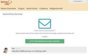Dating Cafe Erfahrungen