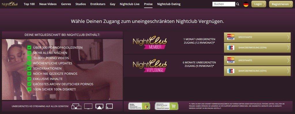 nightclub eu erfahrungen