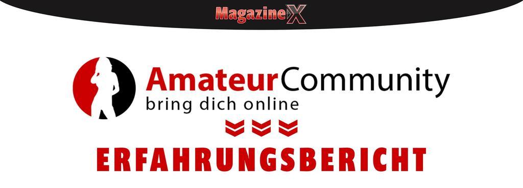 amamateur community erfahrungen
